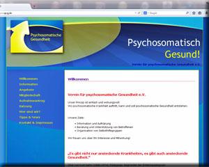 Verein für psychosomatische Gesundheit e.V.